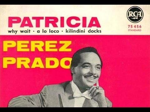 Image result for perez prado patricia images