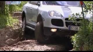 075 Porsche Cayenne 2007 - Наши тесты 2007