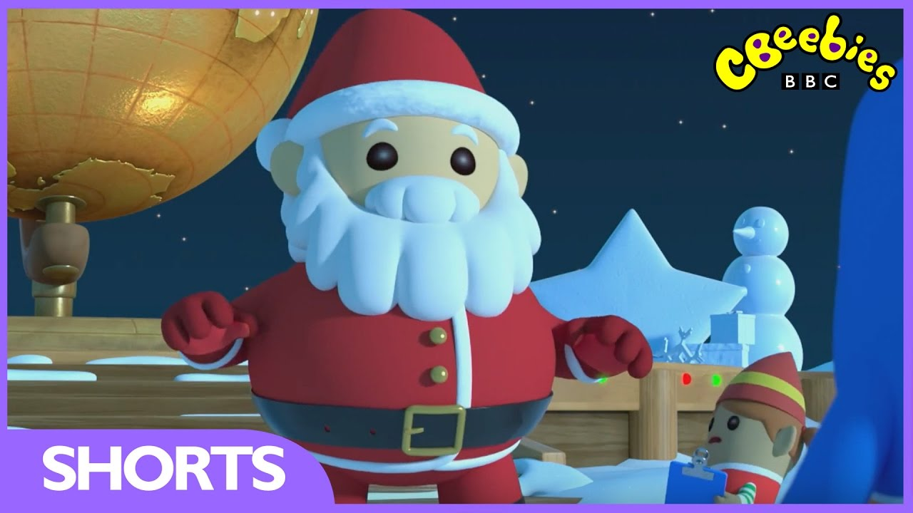 Cbeebies Go Jetters North Pole Christmas Special Youtube