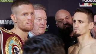 Terry Flanagan Vs Petr Petrov Weigh In #BBTV