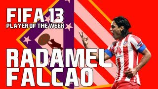 FIFA 13: Player of the Week - Radamel Falcao Thumbnail
