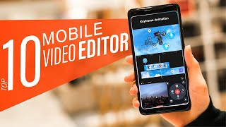 Top 10 Mobile Video Editor 2020   Top Professional Video Editing Apps   Video Edit Apps For Android