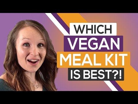 🆚 Purple Carrot vs Hungryroot: Battle of the Vegan Meal Kits