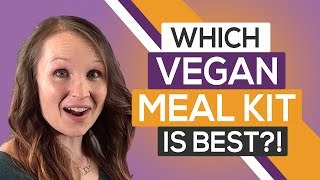 Purple Carrot vs Hungryroot: Battle of the Vegan Meal Kits