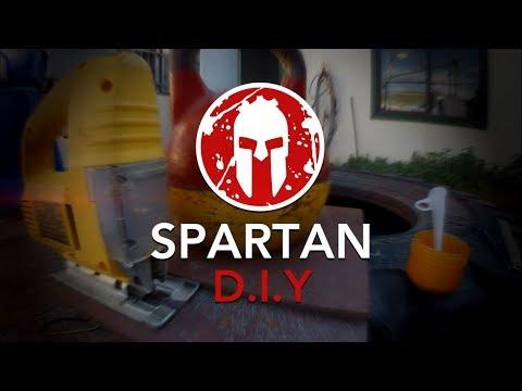 Spartan DIY -  How to make a Hercules Hoist