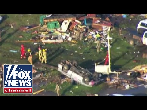 Oklahoma gov. on the crippling flooding after deadly storms