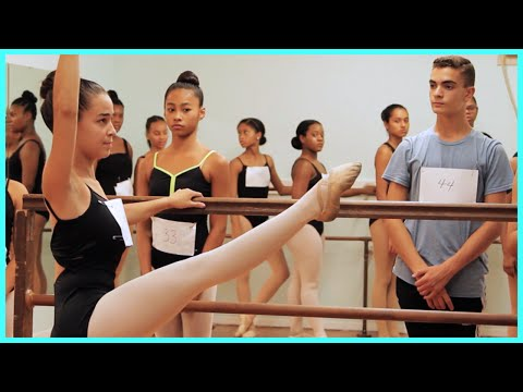 Meet the Dancers | Get On Pointe Episode 1