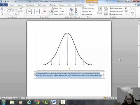 psyc295-creating-a-bell-curve-in-word