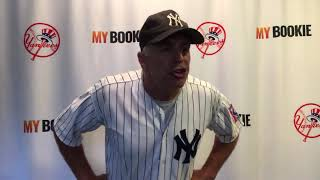 MYBookie.ag Presents The NY Yankees Locker Room with Vic DiBitetto: Shit and Piss Cocoons