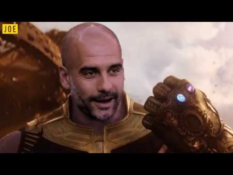 The Manchester Derby: Infinity War