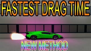 [Roblox: Vehicle Simulator] (UPDATED METHOD) FASTEST DRAG CAR POSSIBLE
