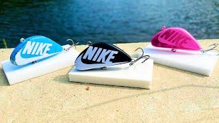 有名ブランドのロゴで釣りしてみた