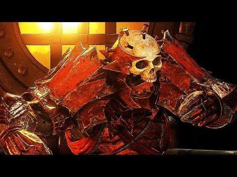 SHADOW OF WAR - HIGH Level 1005 Infernal Overlord Machine Citadel Boss Battle