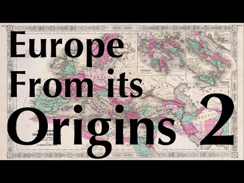 Europe From It's Origins - Age of Constantinople - Episode 2