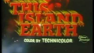 This Island Earth (1955) Trailer