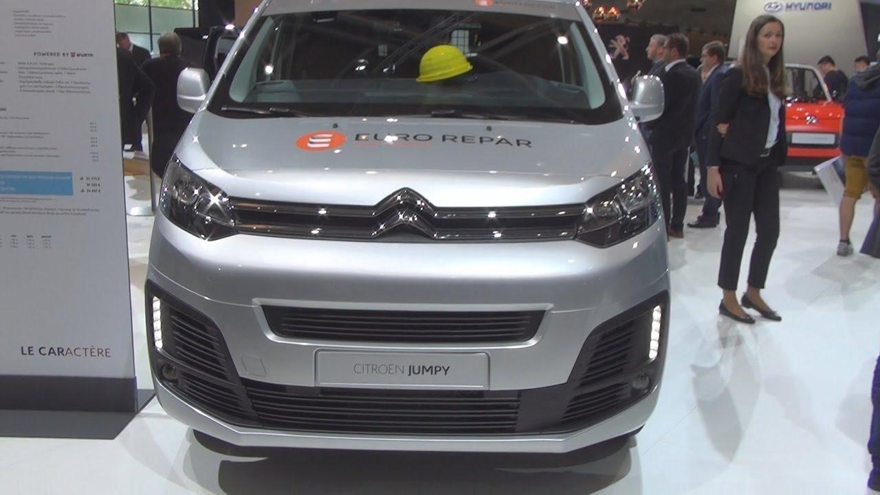 Citroën Jumpy Business M L2 BlueHDi 180 EAT6 Transline ...