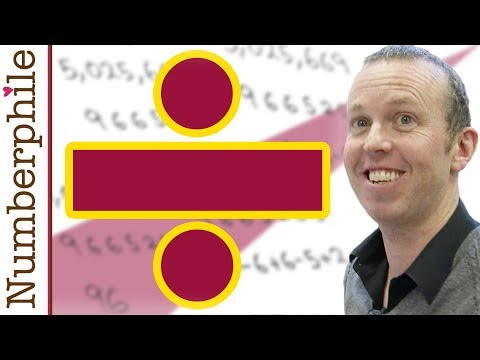 Divisibility Tricks - Numberphile