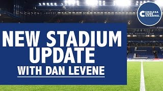 Chelsea Stadium Update | Chelsea Fans Channel