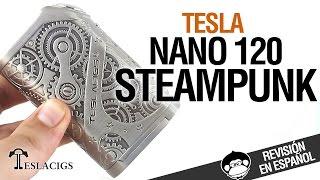 Tesla Nano 120 STEAMPUNK / directo desde el siglo XIX / revisión