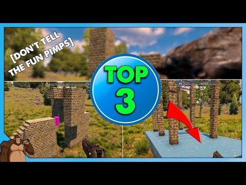 7 Days To Die Alpha 19 Top 3 EASY Horde Bases!