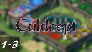 Culdcept (PS2) - Part 1-3