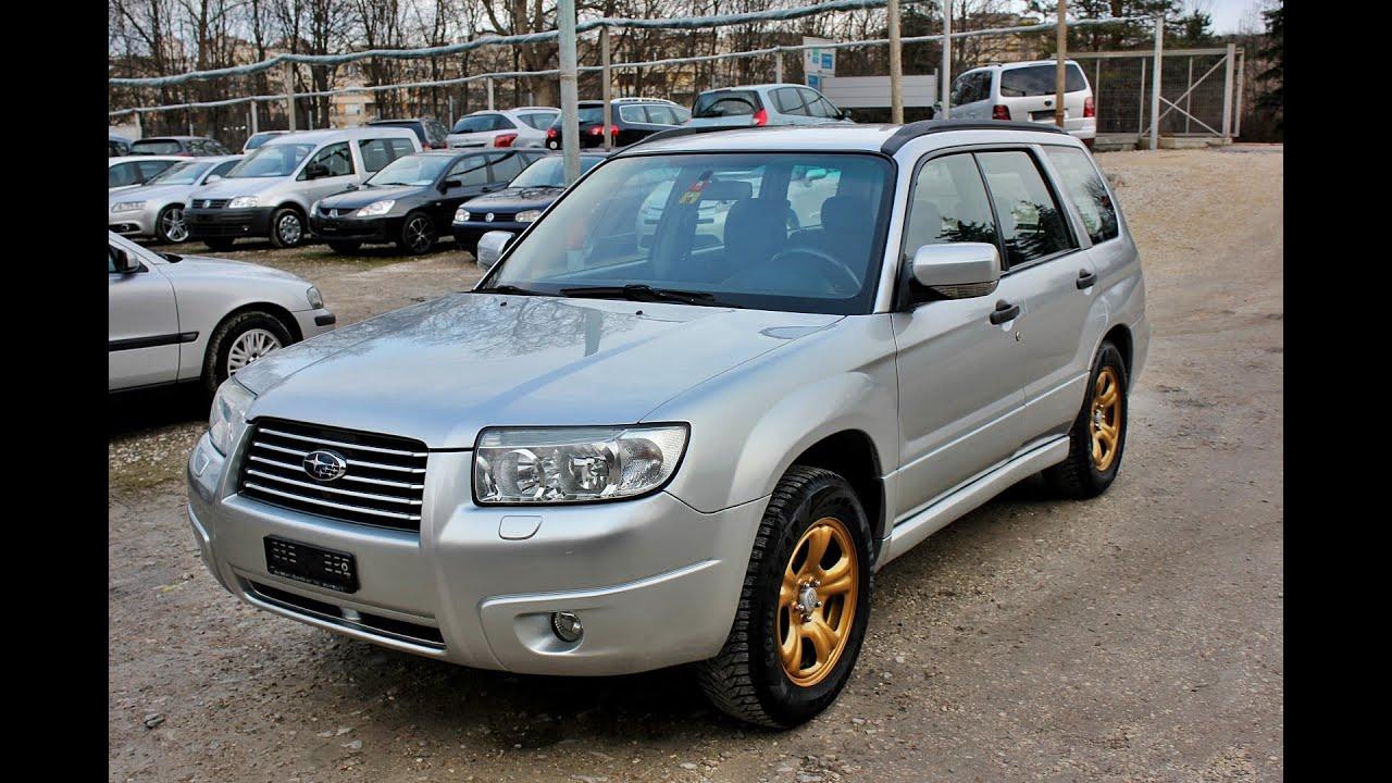 Subaru Forester 2 0x 158hp Reviews Hd Gold Wheels