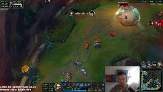 TIL You can E Flash and bend the E on Camille