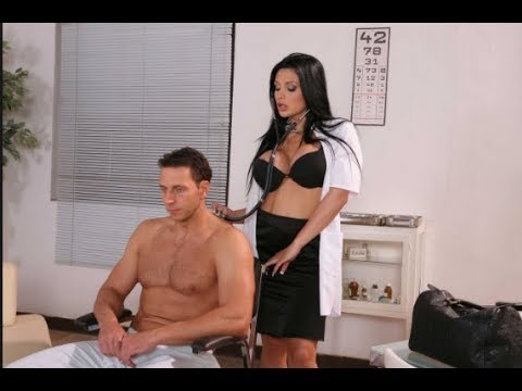 Aletta Ocean The Hot Doctor | Patient Nick Lang Out Of Control - Aletta's Anatomy