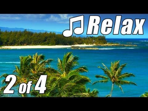 relaxing-music-ocean-#2-relaxation-hawaiian-beach-slow-songs-new-age-playlist-hd-hawaii-relax-musica