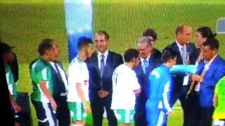 لحضات تتويج فريق الرجاء البيضاوي بكأس شمال آفريقية\Rca vs Hilal 2015 2017 Video
