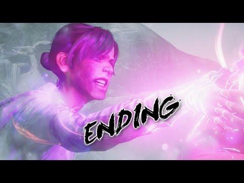 inFamous First Light ENDING - Walkthrough Gameplay Part 9 (PS4)