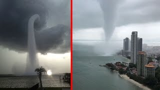 Waterspouts - 8 Reasons to Fear & Love Them