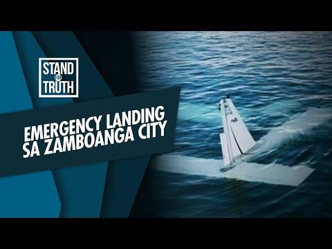 Stand for Truth: Private plane, nag-emergency landing dahil sa engine failure!