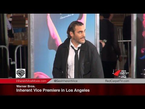 Warner Bros.' Inherent Vice Premiere