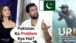 Vicky Kaushal ANGRY Reaction On Pakistan BANNED Uri The Surgical Strike Movie