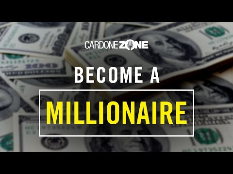 Turn $40 into $10 million - Grant Cardone & Warren Buffett