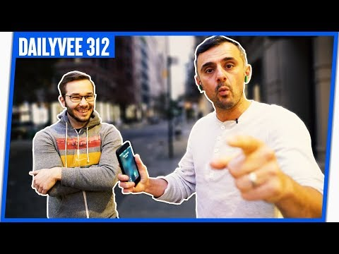 ZUCKERBERG ACQUIRING AND TRADING ATTENTION AND A FULL MONDAY IN NYC | DAILYVEE 312