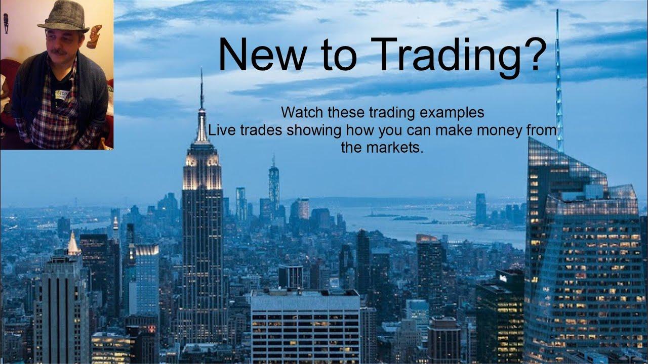 Live trade market