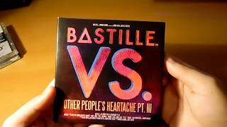 Bastille - VS. Other Peoples Heartache PT. III - Unboxing