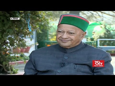 Khas Mulakat | Interview of Virbhadra Singh, Chief Minister of Himachal Pradesh
