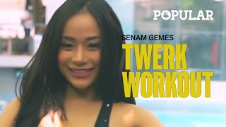 Twerk Workout Bersama Rere Melinda | Senam Gemes