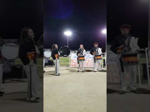 Vacaville High School Drumline 10-12-18