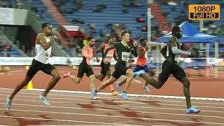 Men's 400m at Ostrava Golden Spike 2018