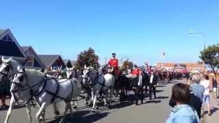 Hesteskadronen Sommertogt 2 [del 2] Ringkøbing rådhus