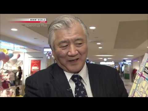 Japanology Plus 2016 01 28   Underground Tokyo