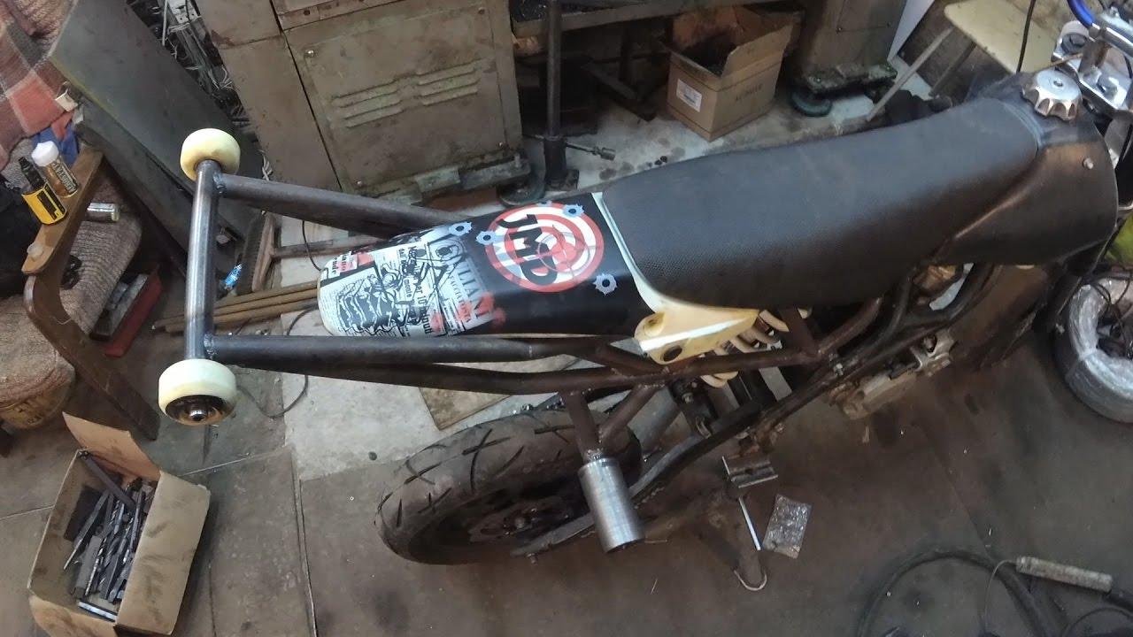 Китай против Японии. Какой эндуро мотоцикл выбрать? Honda XR250 .