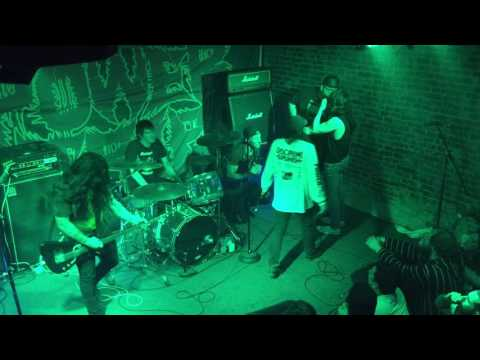 Power Trip Live Andy's in Denton Executioner's Tax