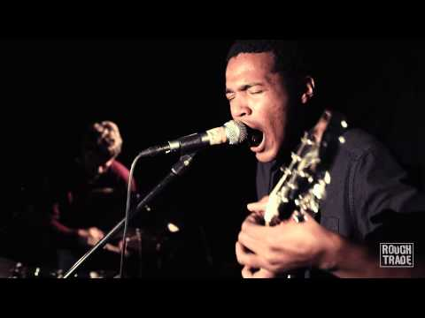 Benjamin Booker - Wicked Waters (Rough Trade Session)