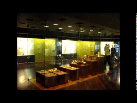 VISITING BCR MUSEUM LIMA'S HISTORICAL CENTER