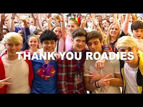 Ed Sheeran - Happier #ThankYouRoadies
